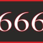 Uwaga! 666 to nie jest liczba szatana
