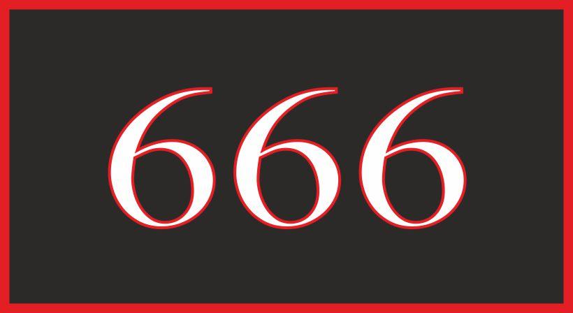 Uwaga 666 To Nie Jest Liczba Szatana