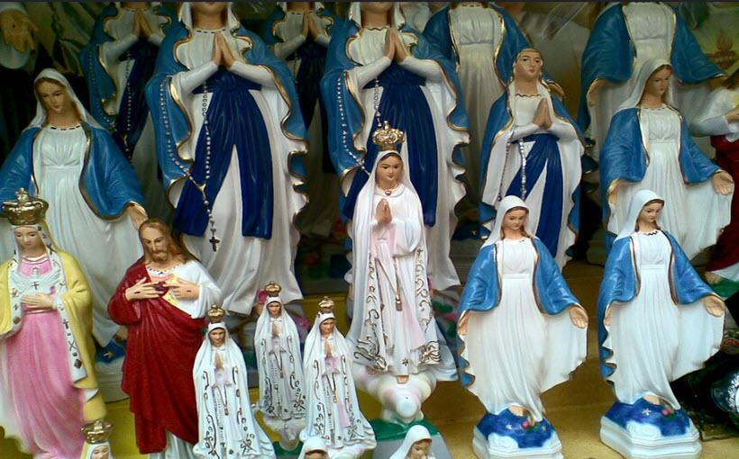 kult Maryja