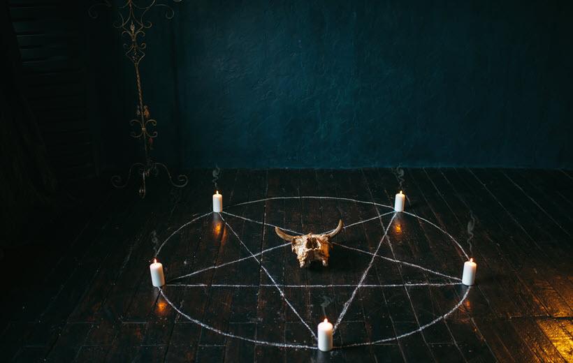 satanistyczny świat